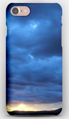 iPhone 7 Case Sky, Distance, Light, Sun