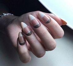 Modele unghii de toamna 2019-2020 Nailed It, Beauty Make Up, Nail Inspo, Fashion Beauty, Nail Designs, Nail Art, How To Make, Modern Design, Lips