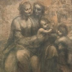 Da Vinci Drawing 1499/1500. always one of my favorites