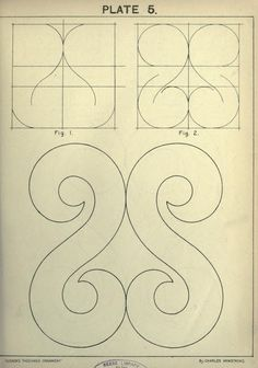 see site fore many more - 1895 - Cusack's freehand ornament. A text book with chapters on elements, principles, and methods of freehand drawing, for the general use of teachers and students .. by Armstrong, Charles