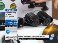 Q-See on HSN!