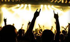 Go to a rock concert