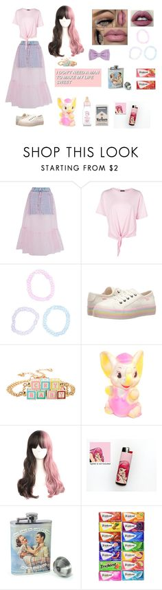 """""""Bittersweet tragedy"""" by me1ody ❤ liked on Polyvore featuring Topshop, Boohoo, Rocket Dog and Anne Taintor"""