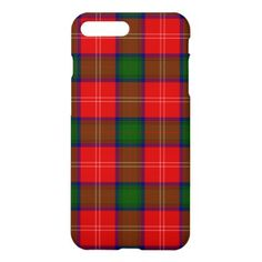 Chisholm iPhone 8 Plus/7 Plus Case - red gifts color style cyo diy personalize unique