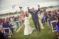 San Go And Coronado Island Wedding Photos At The Hotel Del