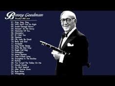 Benny Goodman Greatest Hits - The Best Of Benny Goodman / Almost 2 hours of joy!  The inimitable Benny Goodman Orchestra. I play many of these - out of the 25, the only ones I don't know (yet?) are #2, 12, 14, 18, 19, 20 (I plan to learn it soon!), & 22.  Don't you love the multiple drum solos in #1., Sing, Sing, Sing? There is a wonderful movie, also, called The Benny Goodman story. Those of you who love Benny & big band swing will love the poignant story featuring Steve Allen & Debby…