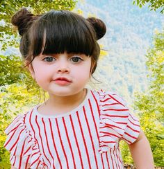 Cute Little Baby Girl, Cute Baby Girl Pictures, Cute Baby Boy Outfits, Cute Girl Face, Cute Outfits For Kids, Little Babies, Baby Love, Cute Girls, Baby Girls
