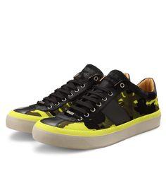ジミーチュウ - Jimmy Choo - Camflage print sneaker-32 | RESTIR リステア