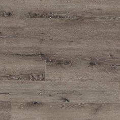 Enjoy the look of real wood flooring at an affordable price with this MSI Empire Oak Luxury Vinyl Plank. This 6 in. x 48 in. plank is suitable for a variety of decor. Offering the appearance of authentic wood floors in a lowmaintenance vinyl plank this resilient flooring has exceptional durability. The simple gluedown system makes it ideal for all levels in your home  even the basement. The planks are 100 waterproof and scratch stain and dent resistant. Coordinating vinyl flooring trim… Vinyl Plank Flooring, Vinyl Flooring, Real Wood Floors, Hardwood Floors, Floor Trim, Luxury Vinyl Plank, Planks, Basement, Empire