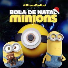 Leve os Minions para sua casa com uma decoração cheia de alegria #DicasDaUni
