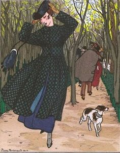 Clothes In Books: Xmas Visitors: The Edwardians by Vita Sackville-We...