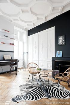 Rénovation complète d'un appartement ancien à Bordeaux, Ninou Etienne - Côté Maison
