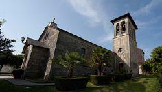 Lugo Iglesia de San Tirso en Palas del Rei