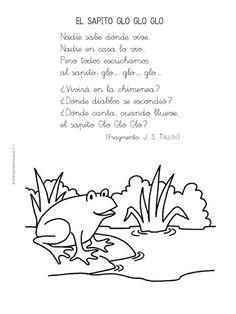 1000 images about lenguaje oral on pinterest kids poems