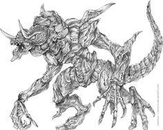 Week 14- Final Fantasy XIV - Fan Art Wed - Ifrit by ~Somnus--nemoriS on deviantART