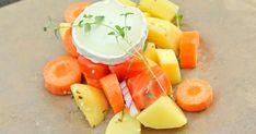 Meillä on syöty tätä leivinpaperissa kypsennettyä ruokaa läpi talven, mutta erityisen hyvin se sopii tähän valoisaan kevätaikaan. Paketin kr... Cantaloupe, Fruit