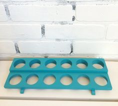 Egg holder on pinterest egg basket vintage egg cups and for Egg tray wall hanging