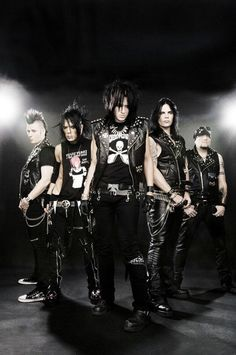 The 69 Eyes Finnish rock band / Members: Jyrki 69, Bazie, Timo-Timo, Archzie, Jussi 69 / Years active: 1989–present