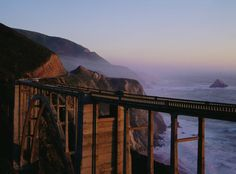 Bixby Bridge - Californie - Etats-Unis © iStock