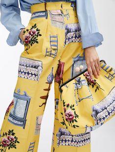 Anthony Baratta's Max Mara Collab Is Our Dream Summer Wardrobe Milan Fashion, Street Fashion, Fall Fashion, Fashion Trends, Fashion Outfits, Womens Fashion, Curvy Fashion, Silk Crepe, Summer Wardrobe