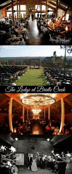 If you or someone you know are looking to nail down the perfect venue for a wedding, The Lodge at Bridle Creek is a must see! Located in Sperry, this stunning venue offers the ideal location for indoor and outdoor weddings and a beautiful space to hold your reception! Turn your dreams into a reality with this incredible venue just minutes away from downtown Tulsa! Follow the link through the picture for more info including pricing and availability.