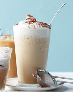 """See the """"Coffee Frappe """" in our Most-Pinned Ice Cream Desserts gallery"""