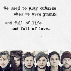 of monsters and men <3