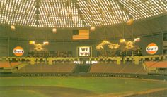 My Grandfather was one of the workers. He worked building this scoreboard Houston Architecture, H Town, Galveston, Football Cards, Baseball Field, Ranger, Texas, Events, Oil