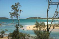 Australian beach and bush heaven in Broulee
