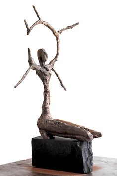 Lasse Nissilä: Solveig, 2013. Bronze. 31x18x16 cm. Sculptures, Bronze, Home Decor, Art, Art Background, Decoration Home, Room Decor, Kunst, Performing Arts