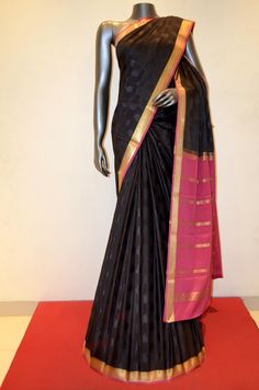 Mysore Crepe Silk Saree Product Code: AB210610 Online Shopping: http://www.janardhanasilk.com/index.php?route=product/product&search=AB210610&description=true&product_id=4089