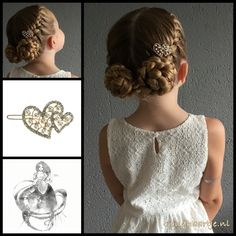 Cute French braid