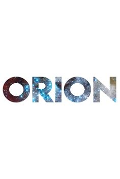 Orion: Space Baby Names I Nameille.com
