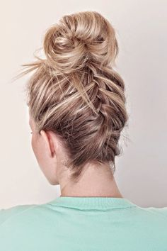 5 Simple Hairstyles 2015