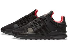 adidas EQT Support ADV Black Turbo Red BB1300 fa8359bab