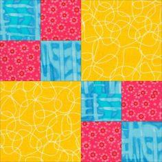 Free Easy Quilt Block Patterns | ... Quarters: Kansas' Premier ... : easy quilt block patterns - Adamdwight.com
