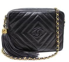 Chanel Diamond Handbag Collection