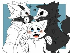 Fur Affinity is the internet's largest online gallery for furry, anthro, dragon, brony art work and more! Yiff Furry, Anime Furry, Furry Wolf, Furry Art, Dibujos Anime Chibi, Furry Comic, Furry Drawing, Anthro Furry, Werewolf