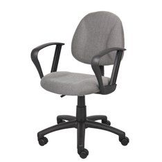 Scranton & Co Mid-Back Mesh Task Office Chair in Coffee Brown - Walmart.com - Walmart.com Cool Office Desk, Home Office, Office Chairs, Desk Chairs, Desk Chair Target, My Furniture, Chair Upholstery, Counter Stools, Arms
