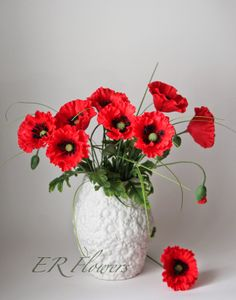 ER Flowers. Arte en arcilla polimérica...