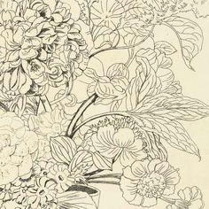 Bloemstuk, Anthonie van den Bos, 1778 - 1838 - print-Verzameld werk van LJA - Alle Rijksstudio's - Rijksstudio - Rijksmuseum