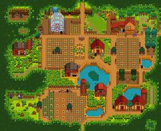 Image result for stardew valley farm entrance