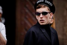 STREETSTYLE | Mercedes-Benz Prague Fashion Week FW18 - Fucking Young!