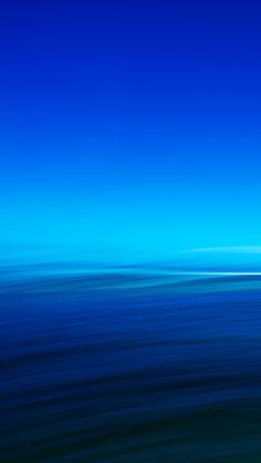 Smooth Ocean Waves Flow iPhone 5 Wallpaper