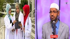 Questions: Can the Girls Study with the Boys in the Medical?- Dr Zakir Naik  Video Link: https://youtu.be/TMp7KkL78F8  About Dr ZAKIR NAIK :   A restorative specialist by expert preparing Dr Zakir Naik is prestigious as a dynamic global speaker on Islam and Comparative Religion. He is the President of Islamic Research Foundation Mumbai India. He is 49 years of age. Dr Zakir illuminates Islamic perspectives and clears misinterpretations about Islam utilizing the Qur'an credible Hadith and…