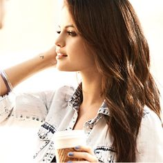 Dream Out Loud by Selena Gomez exclusively at Kmart (one of the best fashion lines out there ! )
