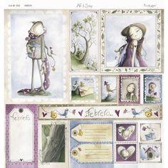 Un Año Magico - Febrero - Scrapbookpasion Project Life Cards, Junk Art, Kids Artwork, Cool Stickers, Scrapbook Paper Crafts, Vintage Pictures, Scrapbooks, Paper Dolls, Paper Art