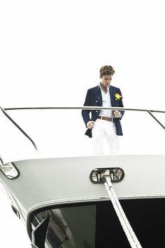 http://uniqueselection.blogspot.pt/ #yacht #clothes