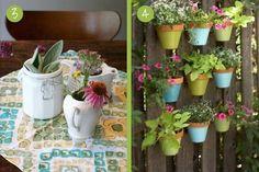 macetas para terraza de colores