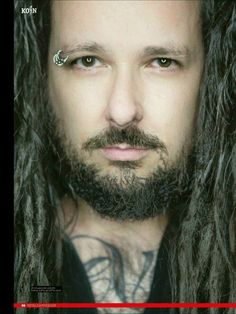 ~Jonathan Davis Of Korn † ~ One The Best Bands Around †